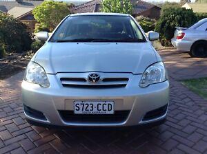 2006 Toyota Corolla ASCENT SECA Automatic Hatchback