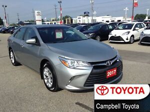 2017 Toyota Camry LE-LOW MONTHLY PAYMENTS ON A GREAT CAR!!