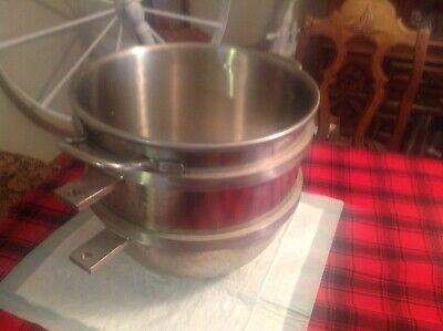 Hobart Legacy Hl640 40 Quart Stainless Steel Bowl