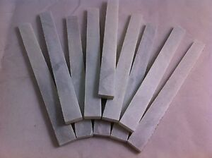 French Chalk 10 Flat Sticks Welding Engineers Fixings Soap Stone