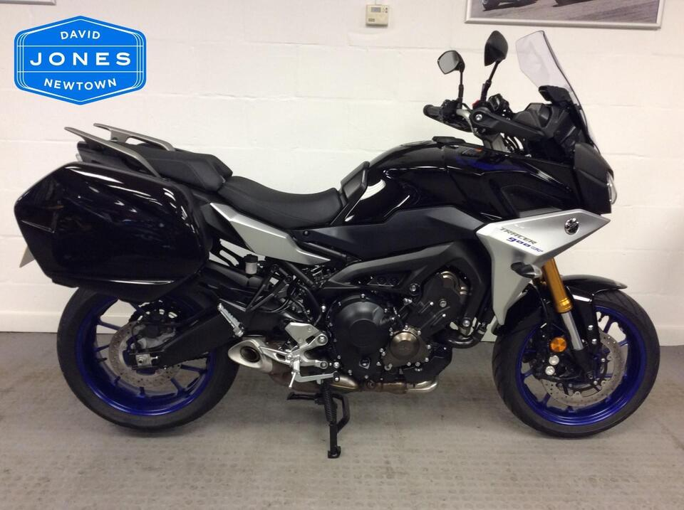 Yamaha MT Tracer 900 GT 2018 / 18 Panniers - Quickshifter - Cruise Control -