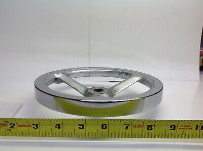 8 Chrome Hand Wheel 58 Center Hole Dia. 754-c-1