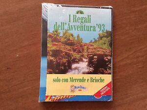 Topolino-libretto-n-1950-nuovo-blisterato-gadget-catalogo-Mulino-Bianco