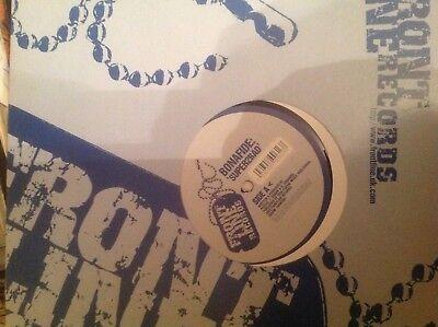 "Bonafide – Super2Bad / Wicked Elements 12"" Vinyl Drum and Bass Frontline 2002"