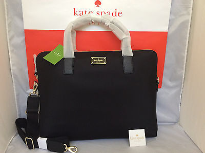 NWT Authentic Kate Spade Blake Avenue Daveney Laptop Computer Briefcase Bag