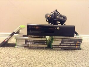 XBox 360 with games : Best Offer