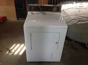 Older May tag gas dryer