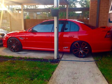 Holden 20 inch Advanti Tourers  Macquarie Fields Campbelltown Area Preview