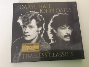 HALL AND OATES 18 TIMELESS CLASSICS CD ALBUM NEW AND SEALED.