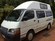 Toyota Hiace 3 berth Camper Albany Albany Area Preview