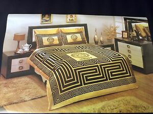 Versace satin  6 piece bedding set QUEEN Pacific Pines Gold Coast City Preview