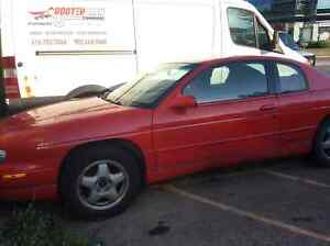 Monte Carlo Z34 Red For Parts