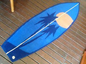 Surfboard Floor rug Norman Park Brisbane South East Preview