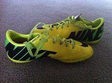 Kids Nike indoor soccer shoes