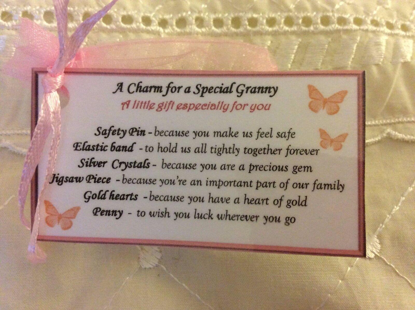 PERSONALISED Birthday Gifts for NANNY NAN NANNA GRANNY GRAN Christmas Presents