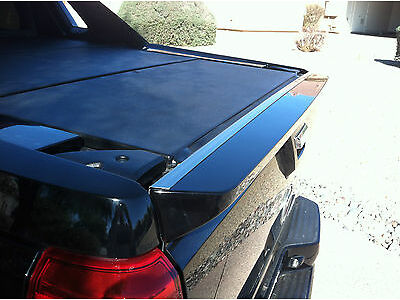 2007-2013 Cadillac EXT Rear Tailgate Edge Protector MOULDING