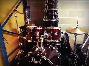 Pearl Roadshow Complete Drum Kits Forestville Unley Area Preview