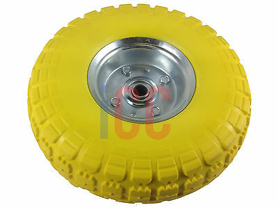 1x Sack cart trolley wheel go tire tyre 10