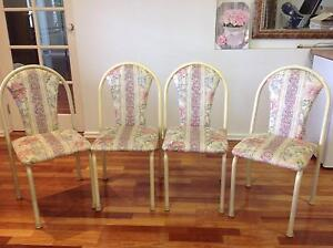 4 Refurbished Dining Chairs Eaton Dardanup Area Preview