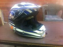 Motocross Helmet Trinity Gardens Norwood Area Preview