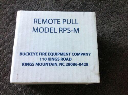 BUCKEYE RPS-M PULL STATION BNIB RETAIL PRICE $72.00