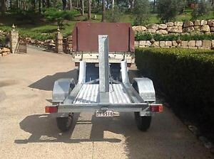 4 x 4 motorcycle trailer Tallebudgera Gold Coast South Preview