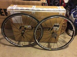 Mavic Aksium Elite wheel set