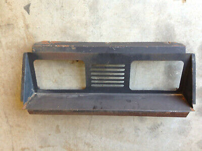 Tx17175 - A Used Front Head Light Shroud For A Long 680 2360 2460 Tractors