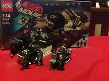 2 Lego movie sets with instructions and spare parts and boxes Virginia Playford Area Preview