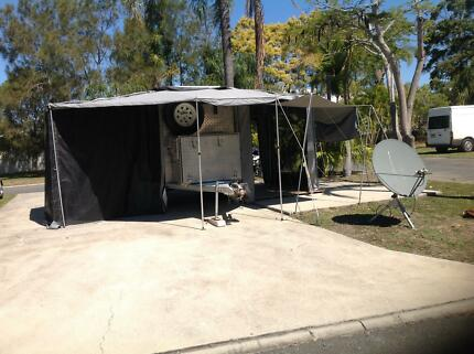 Model Camper Trailer  Camper Trailers  Gumtree Australia Brisbane
