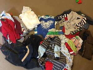 Boys 18-24 month clothing lot