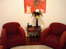 Pair of Vintage Art Deco club chairs Neutral Bay North Sydney Area Preview