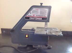 For sale craftsman 10 inch band saw
