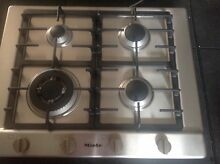 Miele 600mm gas cooktop Glendenning Blacktown Area Preview