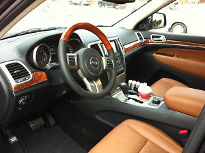 2012 Jeep NEW PRICE!!!  Grand Cherokee Overland 5.7L Hemi