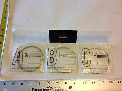 Lixvw038198151 Baker Linde  Piston Ring Set