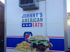 Johnny's American Eats Food Truck Business For Sale Bridgeman Downs Brisbane North East Preview