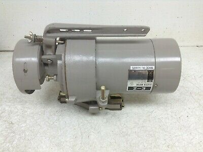 E-z Clutch Motor M-13 12 Hp 3 Phase 220 Vac 14501725 Rpm M-i3