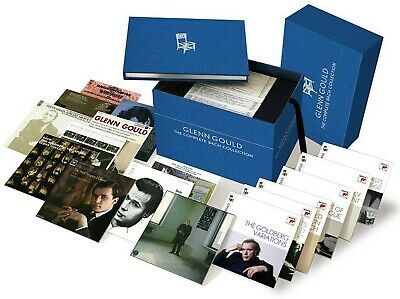 Glenn Gould, The Complete Bach Collection – Audio + Video Recordings – BRAND NEW