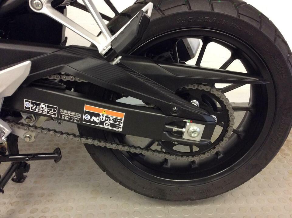 Honda CB500XA CB500 XAK 2019 / 19 Red - Only 300 miles - 19in front wheel model