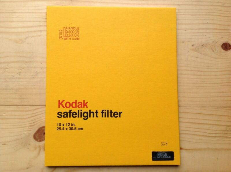 Kodak Safelight Filter GBX-2, 141 6940
