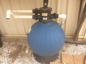 Pool pump ,filter ,salt water chlorinator Wallaroo Copper Coast Preview