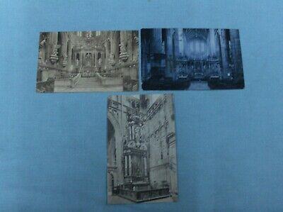 Vintage CPA : lot de cartes postales Saint-Hubert état voir photos