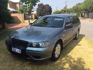 2005 Ford Falcon wagon BF series grey automatic Maylands Bayswater Area Preview