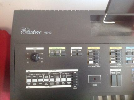 Electric Piano ' Electone ME-10'