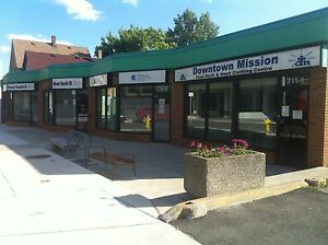 Commercial 4-unit Plaza for Sale or one unit available for Rent Windsor Region Ontario image 1