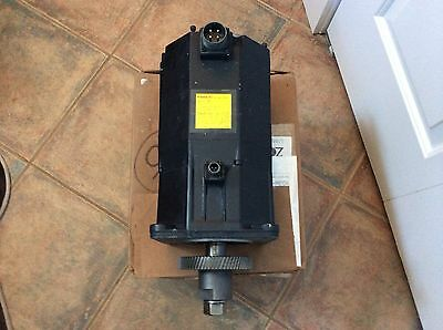 Fanuc Ac Servo Motor Model-10 Type-a06b-0501-b751 3ph 144v Pulse Coder
