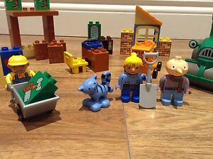 Lego DUPLO Bob the builder 2 sets only $30