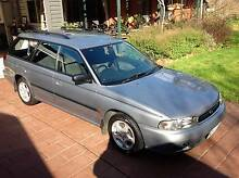 1998 Subaru Liberty Wagon Mount George Adelaide Hills Preview