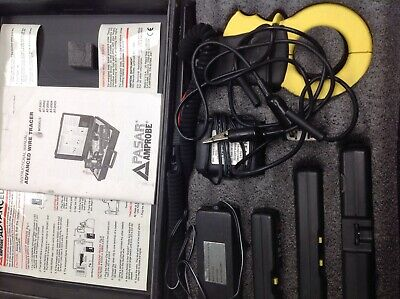 Amprobe At-2000 Advanced Wire Tracer With Battery Booster Charger